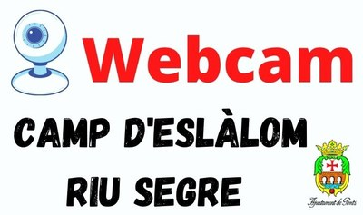 Webcam Camp d'Eslàlom Riu segre