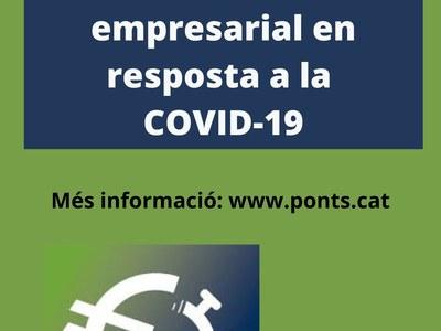 AJUTS DE SUPORT A LA SOLVÈNCIA EMPRESARIAL EN RESPOSTA A LA COVID-19
