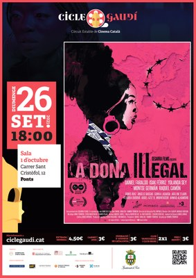 CINEMA A LA SALA 1 D'OCTUBRE