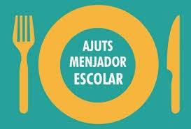 CONVOCATÒRIA D'AJUTS INDIVIDUALS DE MENJADOR ESCOLAR PER AL CURS 2021 -2022 A LA NOGUERA