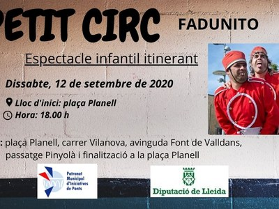EL PETIT CIRC DE FADUNITO