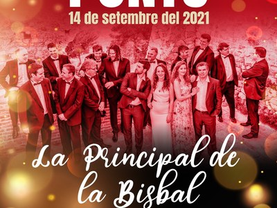 "FESTA MAJOR PONTS ""LA PRINCIPAL DE LA BISBAL"""