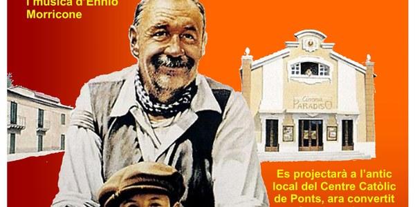 GRAN SESSIÓ DE CINEMA A LA FRESCA