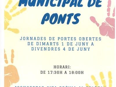 LLAR D'INFANTS MUNICIPAL DE PONTS