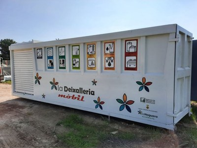 Nou Servei - Deixalleria Mòbil a Ponts