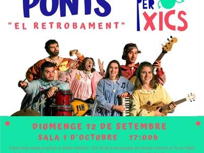 """PONTS """"EL RETROBAMENT"""" VERSIONS PER XICS"""