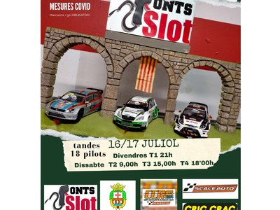PONTS - SLOT Rally 5 Trams