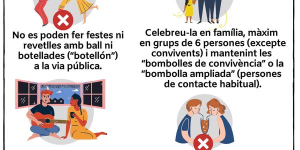 RECOMANACIONS CASTANYADA