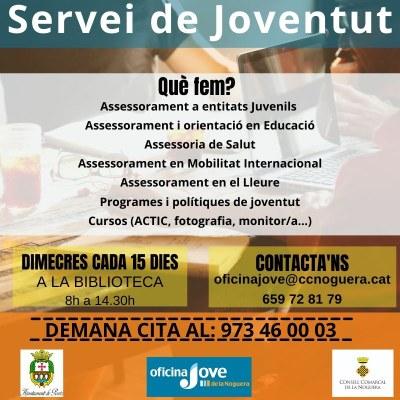 SERVEI DE JOVENTUT