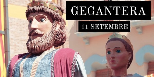 TROBADA DE GEGANTS