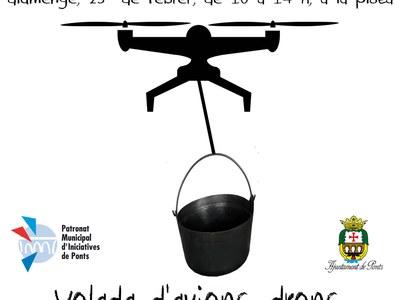 Volada d'Avions Drons I Helicopters d'aeromodelisme