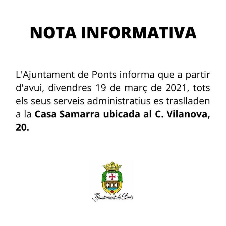 NOTA INFORMATIVA Ajuntament Tancat.jpg